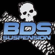 BDS - BDS - Dual Shock Mounting Kit 13-14 Ram 3500 / 14-17 Ram 2500 (122615)