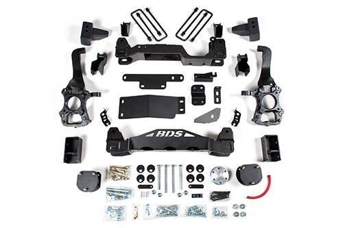 """BDS - BDS 4"""" LIFT KIT 2014  F150 RAPTOR 4WD (1508H)"""