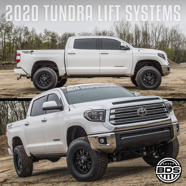 """BDS - BDS  3"""" Coilover Lift Kit  2007-2020 Tundra  (824F)"""