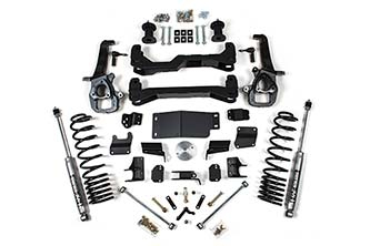 """BDS - BDS  4"""" Lift Kit  2020+  Ram 1500 w/out Air Ride  (1663H)"""