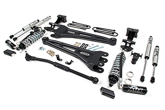 "BDS - BDS  2.5"" Radius Arm Coilover Lift Kit   2017-2019  F250/F350  (1543F)"