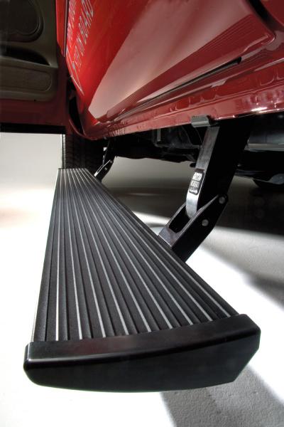AMP - AMP  Powerstep    2014-2029Classic  Silverado/Sierra 1500  &  2015-2019  Silverado/Sierra  HD   Extended Cab/Crew/Double Cab (75154-01A-B)