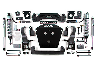 "BDS - BDS  4.5""  (2.5RR) Coil Over Lift Kit   2016-2020  Tundra   (819F)"