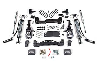 "BDS - BDS  4""  Coil Over Kit    2021+  F150  4WD  (1583F)"