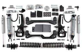 """BDS - BDS  6""""  Coil Over Lift Kit  w/ FOX Shocks   2013-2019Classic  Ram 1500  w/out ARC  (671F)"""