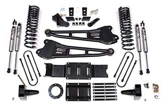 "BDS - BDS  6""  Radius Arm Lift Kit   2019+  Ram 3500  DIESEL  4WD  (1682H)"