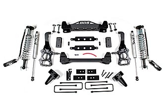"BDS - BDS  6""  Coil Over Lift Kit  w/ FOX Shocks   2015-2020  F150  2WD  (1522F)"