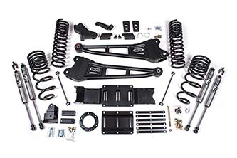 "BDS - BDS  6"" Lift Kit    2020 +  Ram 1500 (and Rebel)  w/out ARC  (1661H)"