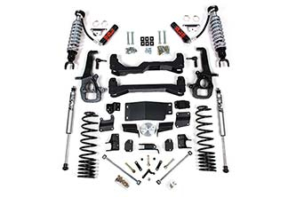 """BDS - BDS  6"""" Coil Over Kit  w/ FOX Shocks   2020+  Ram 1500  (and Rebel)  w/out ARC  (1661F)"""