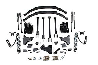 """BDS - BDS  8"""" Coil Over 4-Link Lift Kit  w/ FOX Shocks   2011-2016  F250/F350   (1500F)"""