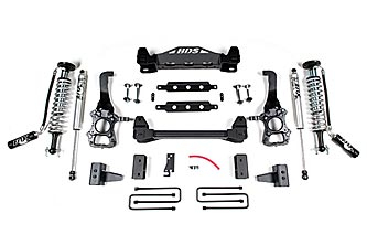 "BDS - BDS  4""  Coil Over Kit  w/ FOX Shocks  2015-2020  F150  2WD  (1523F)"