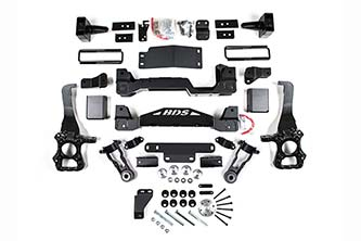 "BDS - BDS  4""  Lift Kit    2019-2020  F150  Raptor  4WD  (1558H)"