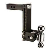 "B&W - B&W   Tow & Stow   Dual Ball   2"" Hitch  9"" Drop / 9.5""  Rise  Black  (TS10043B)"