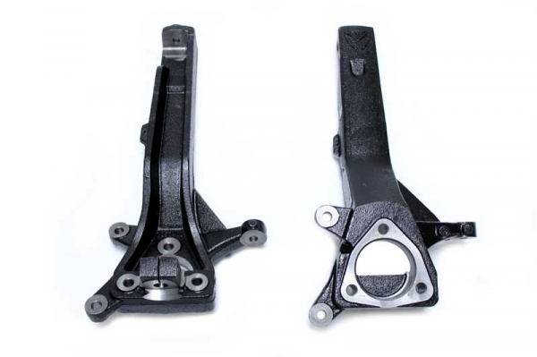 BDS - BDS Knuckle -Passenger Side - Aluminum/Stamped Steel 2011-2019Classic Silverado/Sierra 1500 (021801)
