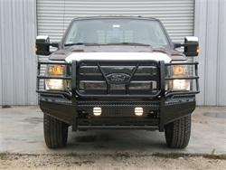 Frontier Truck Gear - Frontier Original Front Bumper  2006-2008 F150 (300-10-6005)