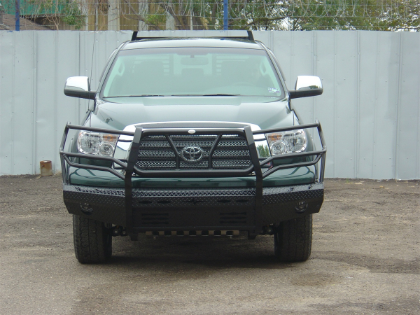 Frontier Truck Gear - Frontier Original Front Bumper  2014-2017 Tundra (300-61-4003)