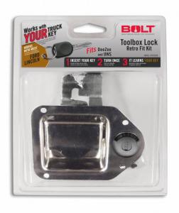 Misc. - Bolt Misc.Exterior - BOLT - BOLT   Toolbox Latch   Ford   (7022698)