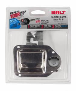 Misc. - Bolt Misc.Exterior - BOLT - BOLT   Toolbox Latch   Ford Side Cut   (7023550)