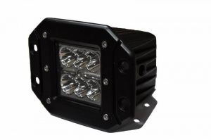 "Lighting - DV8 Lighting - DV8 Offroad - DV8 - 3""  LED   Flush Mount Lights   24W spot   3W   (B3FM24W3W)"