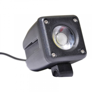 "Lighting - DV8 Lighting - DV8 Offroad - DV8 - 2""  LEDSquare Off Road Light 10W Spot 10W  Black   (S2.1E10W10W)"