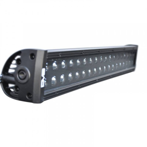 "Lighting - DV8 Lighting - DV8 Offroad - DV8 - 20""  LED  Light Bar   120W Flood/Spot   3W   Black   (BR20E120W3W)"