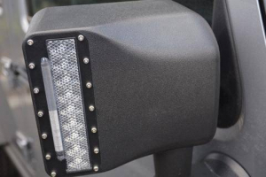 Lighting - DV8 Lighting - DV8 Offroad - DV8 - Mirrors w/ Turn Signal     (BCME27W3W)