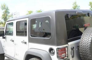 Jeep - DV8 Misc. Exterior - DV8 Offroad - DV8 - Hard Top   Square Back   (2 Piece) 2007-2018   Wrangler  JK   4 Door  (HT07SB42 )