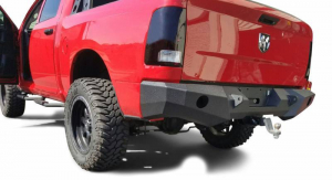 Jeep - DV8 Rear Jeep Bumpers - DV8 Offroad - DV8 - Rear Bumper  13-15  Ram 1500   (RBDR1-01)