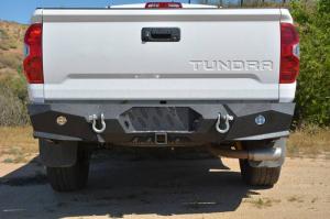 Rear - DV8 Rear Bumpers - DV8 Offroad - DV8 -Rear  Bumper  Toyota Tacoma   2005-2015   (RBTT1-01)