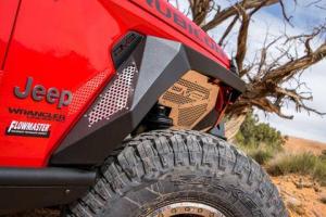 Misc. - DV8 Misc. Exterior - DV8 Offroad - DV8 - Armor Fenders   Jeep JL   ( FDJL-01)