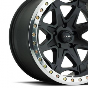Wheels - DV8 Wheels - DV8 Offroad - DV8 - Wheels 882 Beadlock Black (882B-7856520)