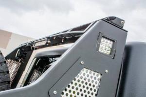 Jeep - DV8 Misc. Exterior - DV8 Offroad - DV8   Bolt On Chase Rack   2019+  Gladiator   (RRGL-01)