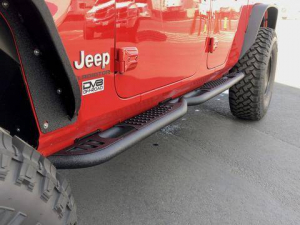 Jeep - DV8 Rails - DV8 Offroad - DV8   Sliders  (SRGL-03)