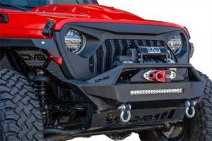 Jeep - DV8 Misc. Exterior - DV8 Offroad - DV8  Replacement Grille  2018+    Wrangler  JL   (  GRJL-01 )