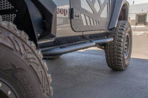 Jeep - DV8 Rails - DV8 Offroad - DV8  Tubular Slider/ Step     2Dr  Jeep JL  (SRJL-22)