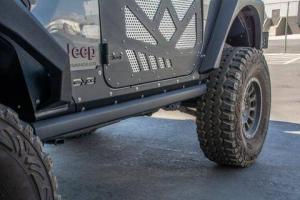 Misc. - DV8 Misc. Exterior - DV8 Offroad - DV8  Rock Skins    2Dr    Jeep JL    (SRJL-25)