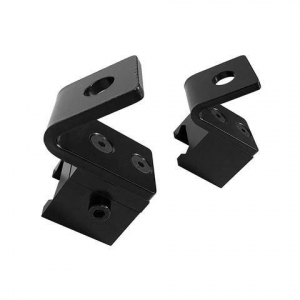 Misc. - DV8 Misc. Exterior - DV8 Offroad - DV8  Pod Style Light Mount For DV8 Off Road Rail Mount System  -Requires D-JL-190052-PIL  (D-JP-190055-POD)