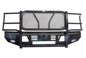 Frontier Front Bumpers - Frontier Pro Front Bumper - Frontier Truck Gear - Frontier Pro  Front Bumper  '15-'19 Chevy 2500HD/3500HD (130-31-5006)