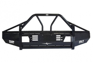 Frontier Front Bumpers - Frontier Xtreme Front Bumper - Frontier Truck Gear - Frontier Xtreme    Front Bumper '07-'10 GMC 2500/3500 Light Bar  (600-30-7006)