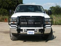 Grille Guards - Frontier Grille Guards - Frontier Truck Gear - Frontier Grille Guard  '05-'07 F250/F350/Excursion  (200-10-5003)