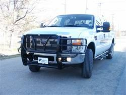 Grille Guards - Frontier Grille Guards - Frontier Truck Gear - Frontier Grille Guard  '08-'10 F250/F350 (200-10-8003)