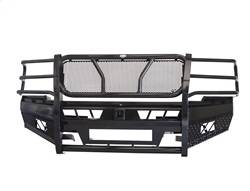 Frontier Front Bumpers - Frontier Pro Front Bumper - Frontier Truck Gear - Frontier Pro  Front Bumper  '11-'14  Chevy 2500HD/3500HD (130-21-1006)