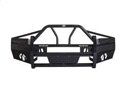 Frontier Front Bumpers - Frontier Xtreme Front Bumper - Frontier Truck Gear - Frontier Xtreme    Front Bumper  '07-'13 GMC 1500 Light Bar (600-30-7010)