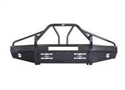 Frontier Front Bumpers - Frontier Xtreme Front Bumper - Frontier Truck Gear - Frontier Xtreme    Front Bumper 2014-2019 Tundra Light Bar Compatible (600-61-4004)