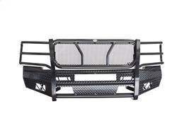 Frontier Front Bumpers - Frontier Original Front Bumper - Frontier Truck Gear - Frontier Original Front Bumper  '07-'13 Chevy 1500 Light Bar (300-20-7010)