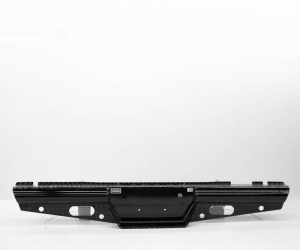 Frontier Rear Bumpers - Frontier Diamond Rear Bumper - Frontier Truck Gear - Frontier Rear Bumper with Sensor, No Lights for GM 1500 (100-21-9012)