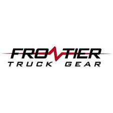 Frontier Front Bumpers - Frontier Pro Front Bumper - Frontier Truck Gear - Frontier Pro Front Bumper with Camera and Light Bar (130-11-7008)