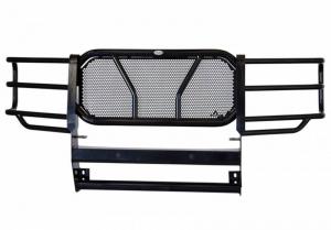 Grille Guards - Frontier Grille Guards - Frontier Truck Gear - FRONTIER Grille Guard  -  2020 Super Duty - Camera Option   (200-12-0005)