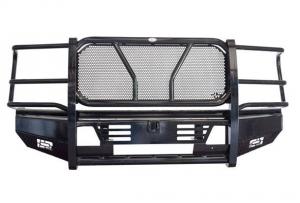 Frontier Truck Gear - FRONTIER  PRO Front Bumper  w/  Light Bar & Camera Option - 2020 Super Duty   (130-12-0008)