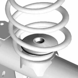 JKS - JKS Rear Coil Spring Retainer | 2007-2017 Wrangler JK (1600) - Image 2